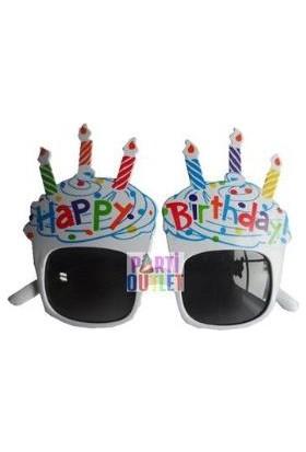 Partioutlet Happy Bırthday Gözlük