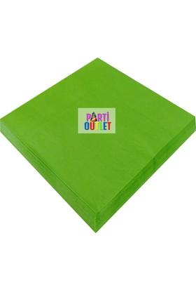 Partioutlet Yeşil Peçete 20 Li