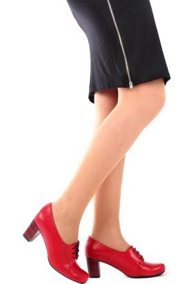 Gön Deri Kadın Ayakkabı 22287