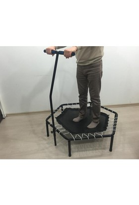 Tutamaçlı Step Aerobik Trambolin 120 Cm Gen