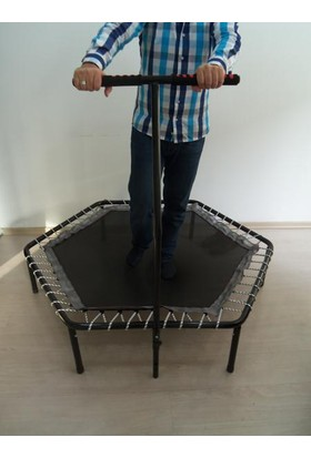 Tutamaçlı Step Aerobik Trambolin 160 Cm Gen