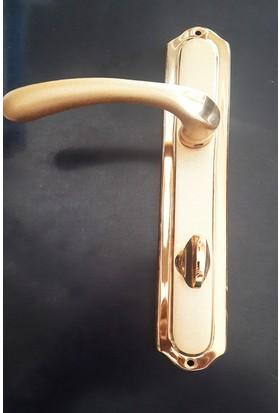 Pimador Pimador Oğuz Lazer Altın Wc Kapı Kolu
