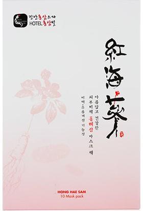 Limonian Hong Hae Sam - Ginseng ve Deniz Hıyarı Özlü Maske