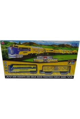 Bircan Oyuncak 14 Parça Pilli Tren Seti 6834