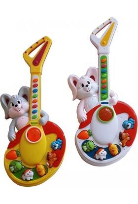 Can Toys Türkçe Hayvan Sesli Gitar 0286