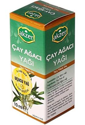 Akzer Çay Ağacı Yağı 10 Cc