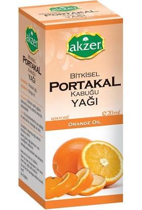 Akzer Portakal Yağı 20Cc