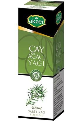 Akzer Çay Ağacı Yağı 20Cc