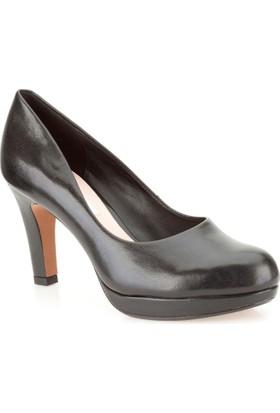 Clarks Crisp Kendra Kadın Ayakkabı Siyah