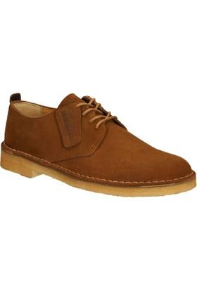 Clarks Desert London Erkek Ayakkabı Taba