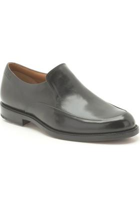 Clarks Dorset Step Erkek Ayakkabı Siyah