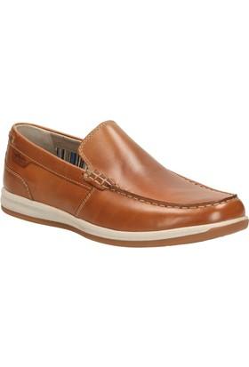 Clarks Fallston Step Erkek Ayakkabı Taba