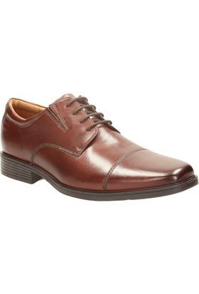 Clarks Tilden Cap Erkek Ayakkabı Kahverengi