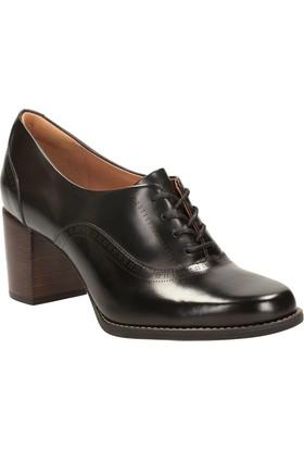 Clarks Tarah Victoria Kadın Ayakkabı Siyah