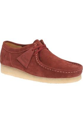 Clarks Wallabee Erkek Ayakkabı Kiremit