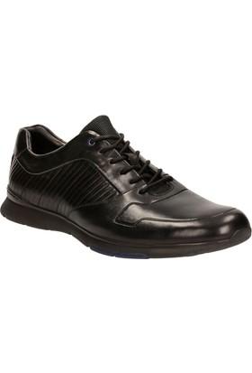 Clarks Tynamo Race Erkek Ayakkabı Siyah