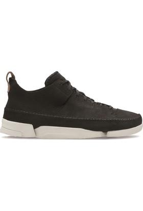 Clarks Trigenic Flex Erkek Sneaker Ayakkabı Siyah