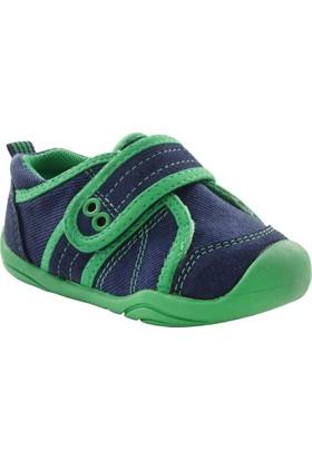 Pediped John Bebek Ayakkabı Lacivert - Yeşil