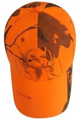Effe Turuncu Avcı Şapkası