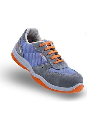 Mekap Rmk 12 Süet Çelik Burunlu İş Ayakkabısı