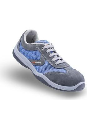 Mekap Rmk 41 Süet Çelik Burunlu İş Ayakkabısı