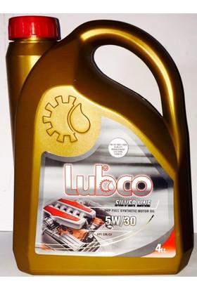 Lubco 5W 30 Full Sentetik 4 Lt (Ford/ Opel Onaylı)