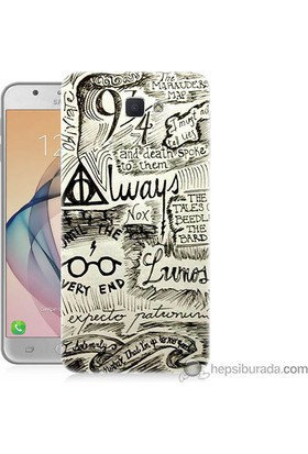 Teknomeg Samsung Galaxy J7 Prime Kapak Kılıf Always Baskılı Silikon