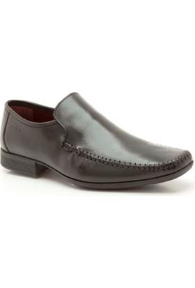 Clarks Ferro Step Erkek Ayakkabı Siyah