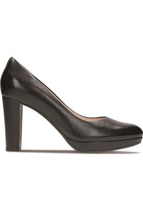 Clarks Kendra Sienna Kadın Ayakkabı Siyah