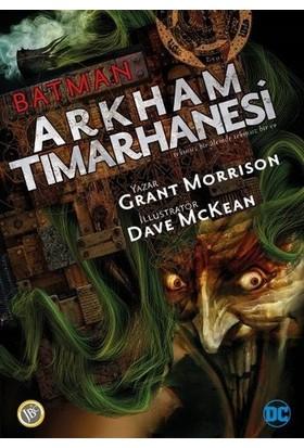 Batman: Arkham Tımarhanesi Türkçe Çizgi Roman