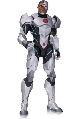 Dc Collectibles Justice League War Cyborg Action Figure