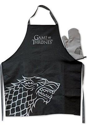 Sd Toys Game Of Thrones Stark Mutfak Önlüğü Ve Fırın Eldiveni