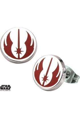 Body Vibe Star Wars Jedi Order Symbol Enamel Stud Küpe