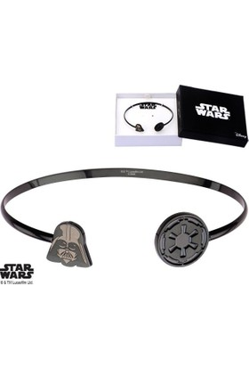 Body Vibe Star Wars Darth Vader Cuff Bangle Bileklik
