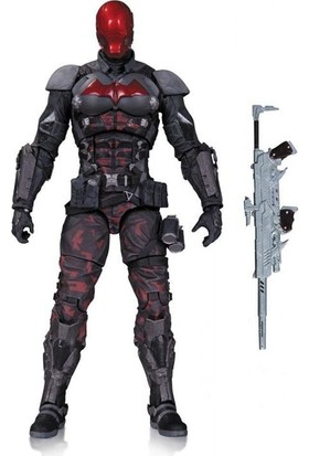 Dc Collectibles Batman: Arkham Knight Red Hood Action Figure