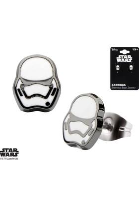 Body Vibe Star Wars Episode 7 Villain Stormtrooper Stud Küpe