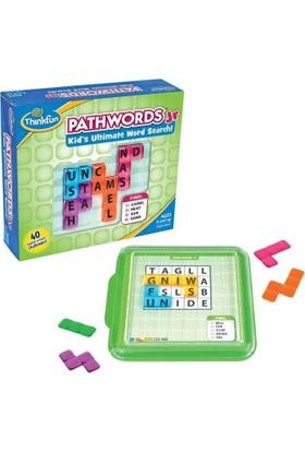 Thinkfun Pathwords Kelime Avı Küçük Yaşlar İçin Kutu Oyun