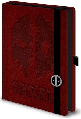 Pyramid International A5 Premium Defter Deadpool Sr72147