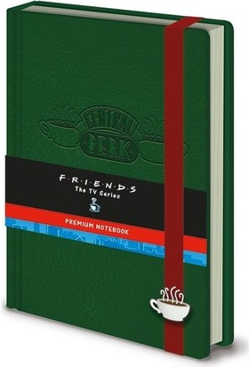 Pyramid International A5 Premium Defter Friends Central Perk Premium Sr72168