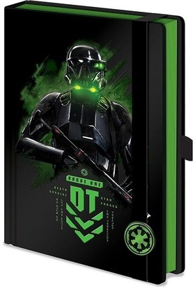 Pyramid International A5 Premium Defter Star Wars Rogue One Death Trooper Sr72176