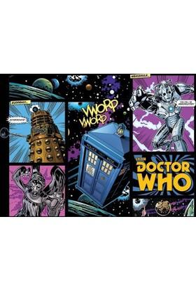 Pyramid International Mini Poster Doctor Who Comic Layout Mpp50547
