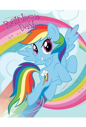 Pyramid International Mini Poster My Little Pony Rainbow Dash Mpp50661