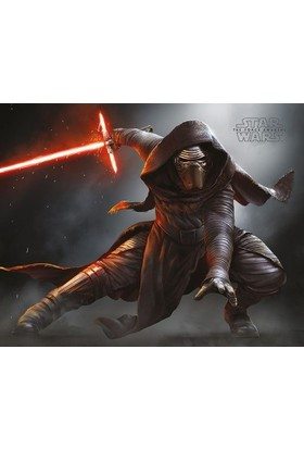 Pyramid International Mini Poster Star Wars Ep7 Kylo Ren Crouch Mpp50603