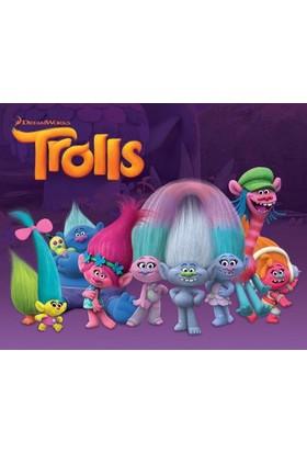 Pyramid International Mini Poster Trolls Characters Mpp50671