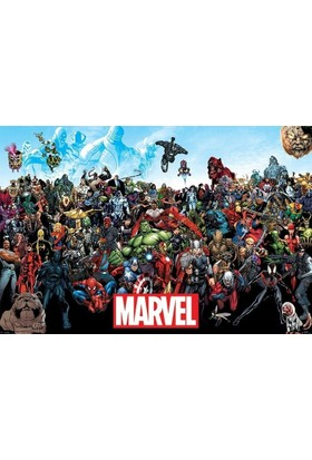 Pyramid International Maxi Poster Marvel Universe Pp33953
