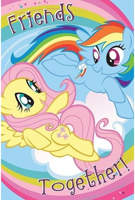 Pyramid International Maxi Poster My Little Pony Friends Together Pp33956