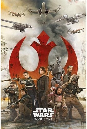 Pyramid International Maxi Poster Star Wars Rogue One Rebels Pp33965