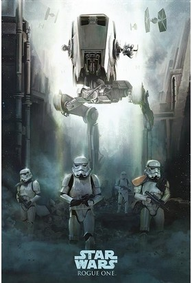 Pyramid International Maxi Poster Star Wars Rogue One Stormtrooper Patrol Pp33968