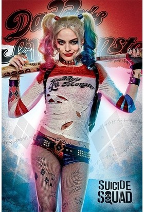 Pyramid International Maxi Poster Suicide Squad Daddy'S Lil Monster Pp33890