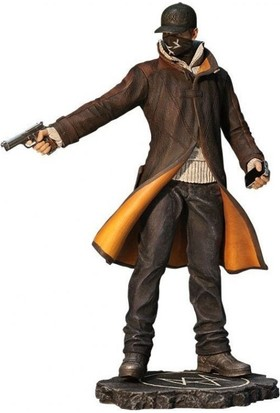 Gaya Entertainment Watch Dogs Aiden Pearce Figure